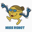 Miss Robot by BenClark