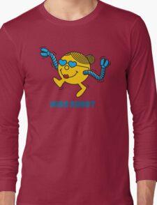Miss Robot Long Sleeve T-Shirt