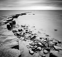Kimmeridge Bay by Nina Papiorek