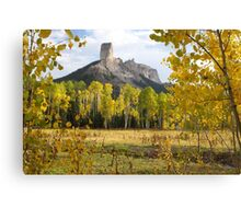 Deb's Meadow Canvas Print