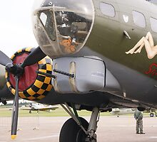 Sally B by Maddison O'Reilly