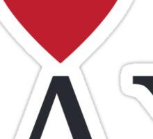 I Heart Los Angeles Sticker