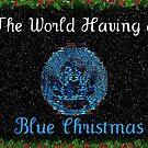 Blue Christmas by ckredman031762