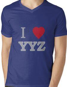 I Heart Toronto Mens V-Neck T-Shirt
