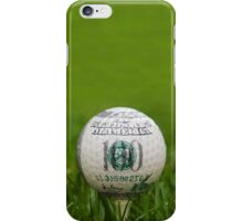 On The Green (iPhone Case) iPhone Case/Skin