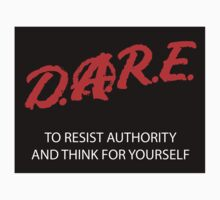 DARE TO RESIST II by Jonah Block