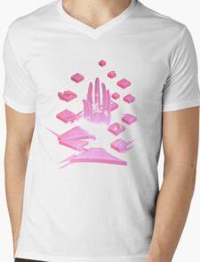 "Porter Robinson - ""Worlds"" Mens V-Neck T-Shirt"