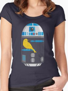 R2 Birdcage Women's Fitted Scoop T-Shirt
