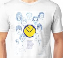 Leeds United FA Cup Unisex T-Shirt