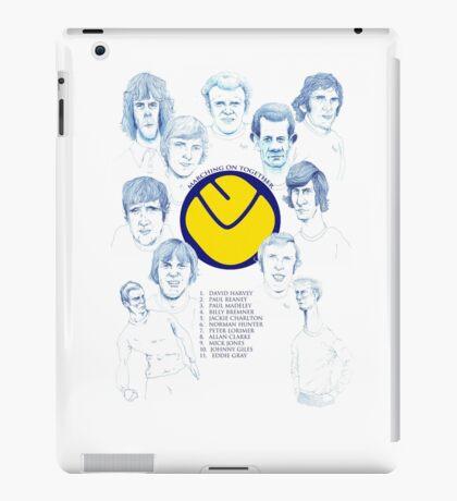 Leeds United FA Cup iPad Case/Skin