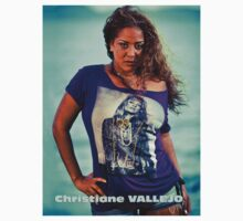 T-SHIRT CHRISTIANE VALLEJO One Piece - Short Sleeve
