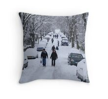 21st Century Transport Throw Pillow