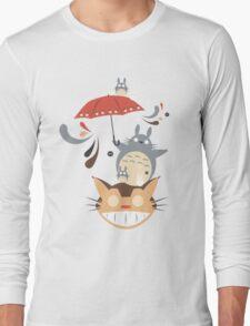 Neighborhood Friends Umbrella Long Sleeve T-Shirt