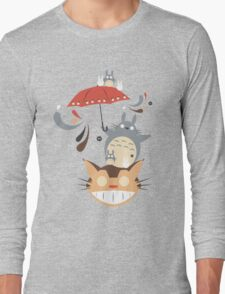 Neighborhood Friends Umbrella Long Sleeve T-Shirt
