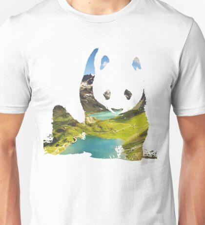 Pandaland Unisex T-Shirt