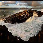 Storm Approaching by John Van-Den-Broeke