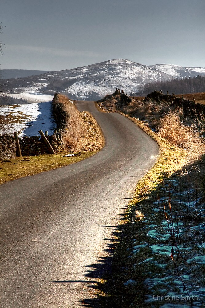 The Road from the Swane by Christine Smith