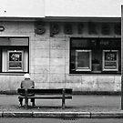 Waiting by Ulf Buschmann