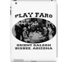 Play Faro iPad Case/Skin