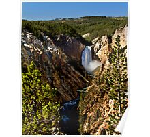 Artist Point - The Grand Canyon Of The Yellowstone Poster