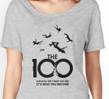 The 100 - Survival Women's Relaxed Fit T-Shirt