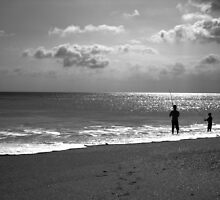 Father & Son by SalAnthony