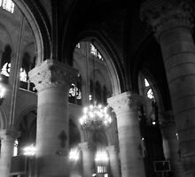 Notre Dame Cathedral by tunna