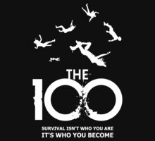 The 100 - Survival by BadCatDesigns