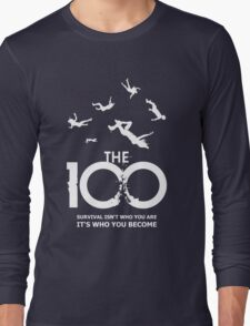 The 100 - Survival Long Sleeve T-Shirt