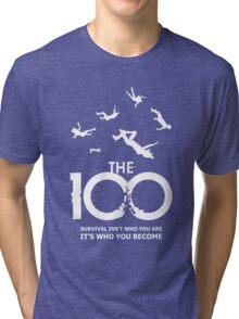The 100 - Survival Tri-blend T-Shirt
