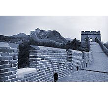 The Great Wall, China Photographic Print