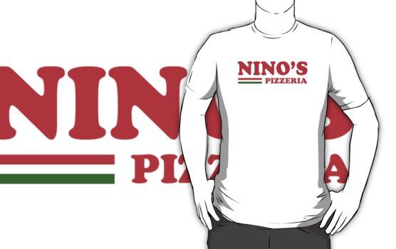 Nino's Pizzeria (menu) by Sacana
