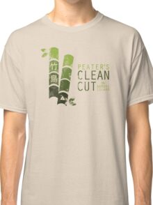 Peater's Clean Cut on Bamboo Island Classic T-Shirt