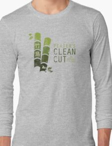 Peater's Clean Cut on Bamboo Island Long Sleeve T-Shirt
