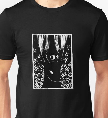 Moon Deer Unisex T-Shirt