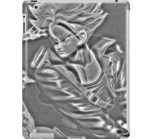 Sword Rush Trunks iPad Case/Skin