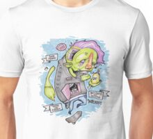 Batteries Not Included Unisex T-Shirt