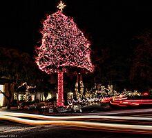 Christmas Traffic by GreenSaint
