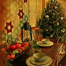 Old Fashioned Christmas At Atalaya by Kathy Baccari