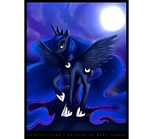 Princess of the Night Photographic Print