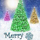 Merry Christmas by Elizabeth Burton