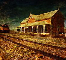 Can You Hear the Whistle Blowing? by Wendi Donaldson