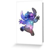 Galaxy Stitch Greeting Card