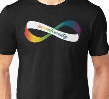 Neurodiversity Möbius Unisex T-Shirt