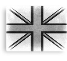 Vintage British Flag Canvas Print