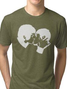 Sebastian - Total (Stencil 1) Tri-blend T-Shirt
