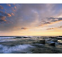 """Only at Dusk"" ∞ Caloundra, QLD - Australia Photographic Print"
