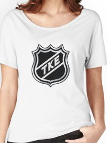 TKE - NHL Women's Relaxed Fit T-Shirt