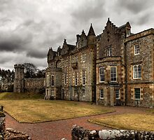 Abbotsford House (2) by Christine Smith