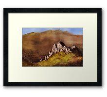 Preseli Hills - Pembrokeshire Framed Print